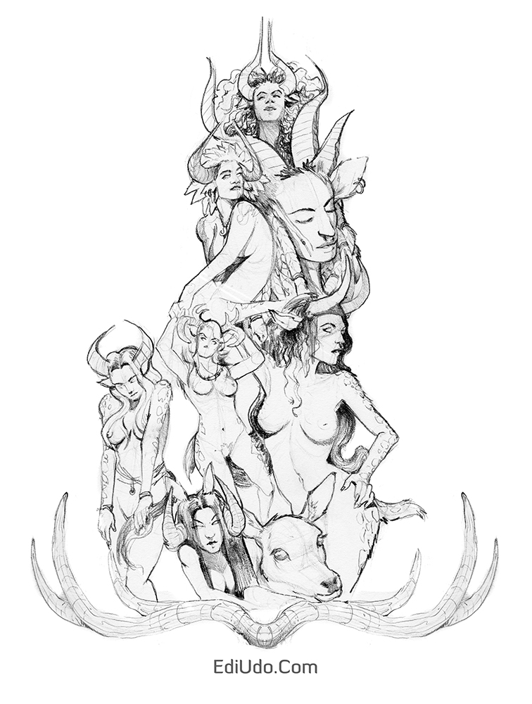 horns_sketch