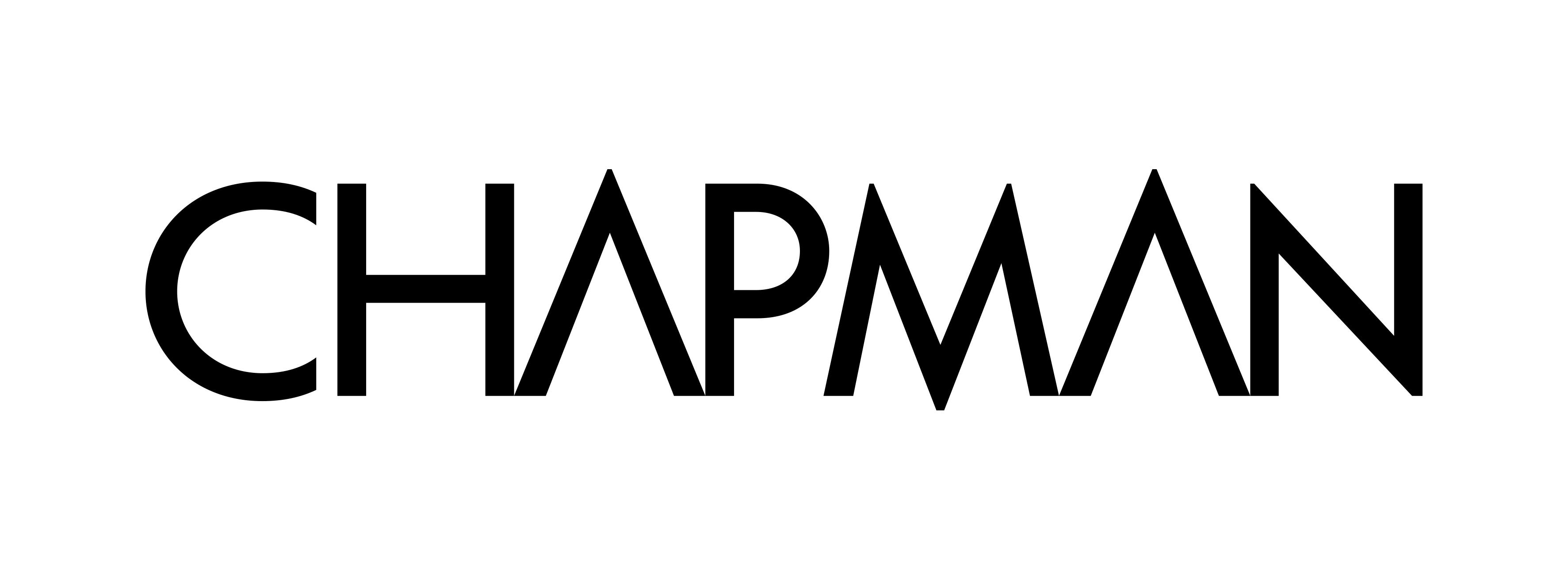 chapman logo design  u2013 edi udo